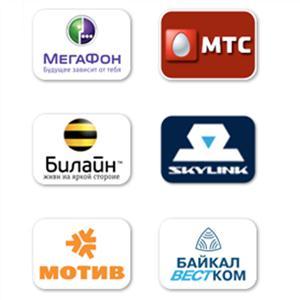 Операторы сотовой связи Курумкана